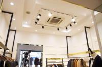 Giải pháp đèn led cho shop thời trang nhỏ