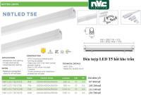 Đèn tuýp led T5 1m2 NVC T5E